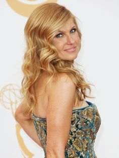 Connie Britton -hair colour