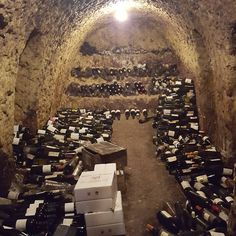 """120 mentions J'aime, 8 commentaires - Colin Thorne (@vinovelovinyl) sur Instagram: """"I've offered to help sort out the cellar at Domaine de Belliviere. Their world class dry and off…"""""""