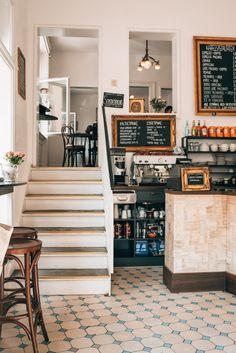 Korean Coffee Shop, French Coffee Shop, Cafe Restaurant, Cafe Bar, Cafe Stuttgart, Stuttgart Germany, Munich, Café Design, Korean Food Recipes
