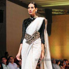 Namrata walks for Tarun Tahiliani