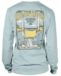 Sigma Kappa Sisterhood Beach Retreat T-shirt