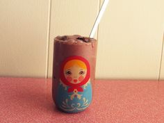 Chocolate cake blizzard. No animals were harmed in the making of this shake.