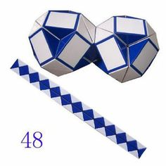 Rubiks's snake