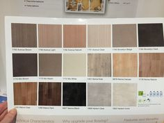 Vinyl choices for Taylor Wimpey new home flooring