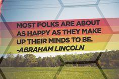 Abraham Lincoln by boylescaleb, via Flickr