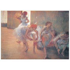 DEGAS - DANCERS 140x100 cm / 100x71 cm #artprints #interior #design #Degas  Scopri Descrizione e Prezzo http://www.artopweb.com/autori/edgar-degas/EC15317