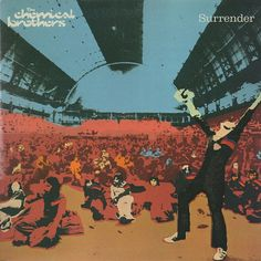 Chemical Brothers, The Surrender Double Vinyl LP