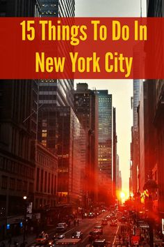 Things to do in NYC: 15 things to do on your first trip to New York City. This will come in handy for our trip to New York next year. New York Vacation, New York City Travel, Vacation Spots, Vacation Ideas, Nyc, Oh The Places You'll Go, Places To Travel, Oncle Sam, Empire State Building