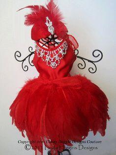 Fall/Winter - Dog Dresses, Pet Apparel, Designer Dresses