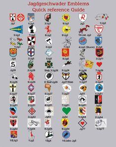 Luftwaffe jagdgeschwader insignia