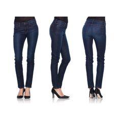 Petite Skinny , Womens Jeans, Mens Jeans, Premium Denim Jeans,... ($179) via Polyvore