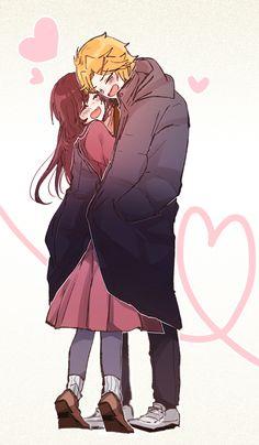 So sweet Mystic Messenger Susanghan Messenger Mystic Messenger Characters, Mystic Messenger Fanart, 707 Mystic Messenger, Anime Amor, Manga Anime, Anime Love Couple, Cute Anime Couples, Jumin X Mc, Yoosung Kim