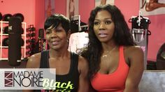 Black Girls Workout Too!   One Bold Move   MadameNoire