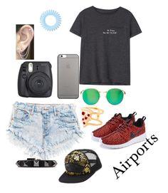 """Airports drop off"" by smokeylovebae ❤ liked on Polyvore featuring MANGO, Native Union, Wildfox, Invisibobble, Vans, Valentino, Glenda López and Otis Jaxon"