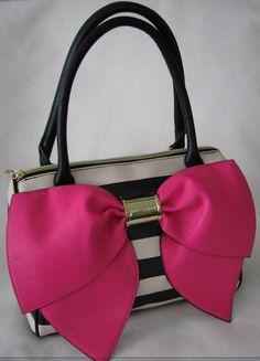 Betsey Johnson purse I found on Ebay to match the billfold I found :)
