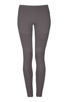 Yogaleggs Biker pants are functional and on trend sports luxe grey leggings with pleated panels. Made of high quality, breathable, moisture-wicking, antibacterial fabric with compression components designed to keep you cool and dry throughout your workout and take you from day to night. Yogaleggs are lightweight, silky soft and super comfortable. Made of stretch fabric which is quick drying and no need to iron. Suitable for yoga, pilates, running, barre, spinning, gym bunnies and…