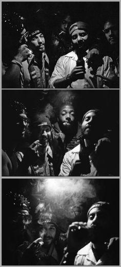 Brooklyn, New York. Taken with Nikon F3 on Ilford Delta 3200 black and white film