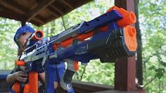 Nerf War: Payback Time 9 - YouTube