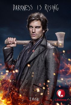 Witches of East End Season 2 Character poster - Killian