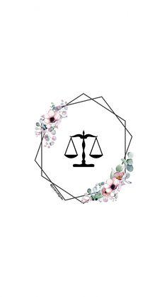 Instagram Logo, Instagram Story, Libra Art, Libra Zodiac, Law Office Decor, Libra Tattoo, Amarillis, Lady Justice, Bff Drawings