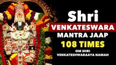 SHRI VENKATESWARA Mantra 108 Times | BALAJI MANTRA FOR BUSINESS GROWTH |... Vedic Mantras, Hindu Mantras, Comic Books, Times, Business, Store, Cartoons, Comics, Business Illustration