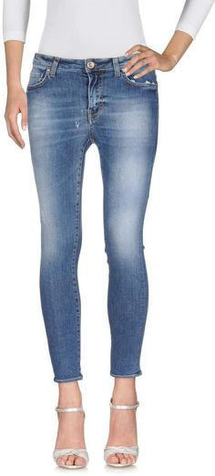 AGLINI Jeans. Denim, faded, leather applications, logo, solid color, dark wash, mid rise, front closure, button, zip, multipockets, contains non-textile parts of animal origin, worn effect, stretch, slim fit. 98% Cotton, 2% Elastane