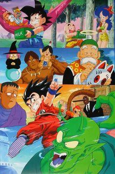 Dragon Ball.
