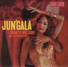 Marty Wilson and His Orchestra - Jun'gala (1959)