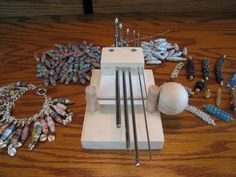 "V3 ""2 in 1"" Paper Bead Roller  - Paper Bead Rolling and Wire Coiling Machine - Limited Run"