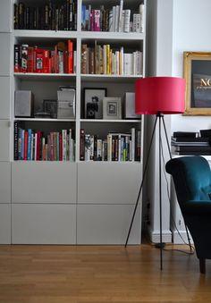 Living room ikea besta bureaus 54 ideas for 2019 Ikea Inspiration, Library Inspiration, Ikea Book, Home Furniture, Furniture Design, Hacks Ikea, Home Libraries, Bookcase Shelves, Inspired Homes