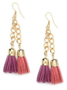 Swing Tassel Drops for a purse or keychain