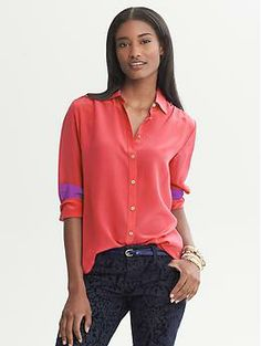 really like this blouse