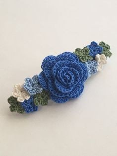 Your place to buy and sell all things handmade Crochet Chain, Crochet Art, Thread Crochet, Crochet Crafts, Crochet Projects, Free Crochet, Crochet Necklace, Granny Square Crochet Pattern, Crochet Patterns