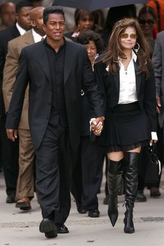 LaToya & Jermaine Jackson
