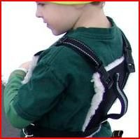 child harness for Autism Service Dog