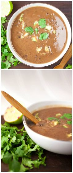 15 Bowls Of Soup That Will Make You Feel Better Immediately Soup Recipes, Cooking Recipes, Healthy Recipes, Bean Recipes, Chili Recipes, Healthy Options, Healthy Meals, Healthy Food, Bowl Of Soup