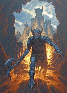 Mutant Warrior, Brothers Hildebrandt