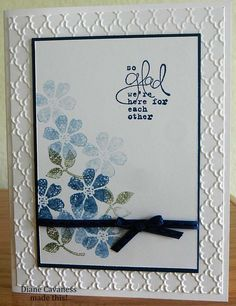 Stampin Up Bloomin Marvelous