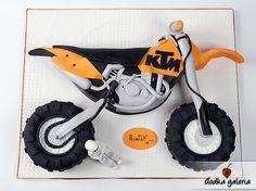 Motocross Motorcycle cupcake toppers 12 PRINTABLE personalized 2