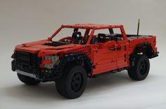 Lego Technic Ford Raptor