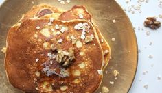Low Carb-Pancakes mit Whey
