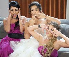 Hermanas Del Junco - Scarlet Gruber, Ana Lorena Sanchez, & Kimberly Dos Ramos #tierradereyes Tierra de Reyes