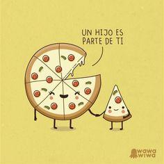 Hijo - Happy drawings :) #compartirvideos #felizcumple #imagenesdivertidas
