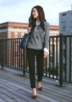 Inspiration look Day to night : Inspiration look Day to night : Casual Work Outfits Day to Night Out Dinner Time