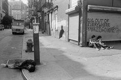 Edward Grazda 1981 NY