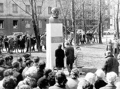 Odsłonięcie pomnika 1973r