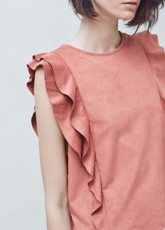 we love pink obviously, but this ruffle keeps it super fresh | ban.do