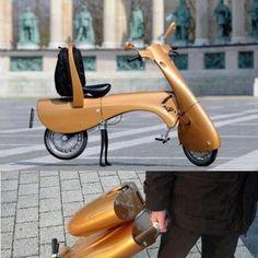 ergonomic mo-bike