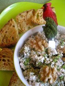 Nutty Broccoli Spread