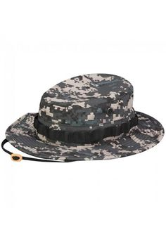Subdued Urban Digital Camo Bucket Hat  acbb4b76546c
